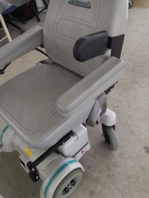 Hoveround MPV4 mobility chair