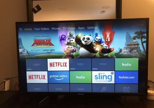 55'' Smart TV for Sale in Fairfax Station, VA