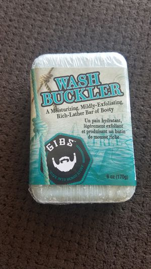 GIBS Wash Buckler Soap for Sale in Scottsdale, AZ