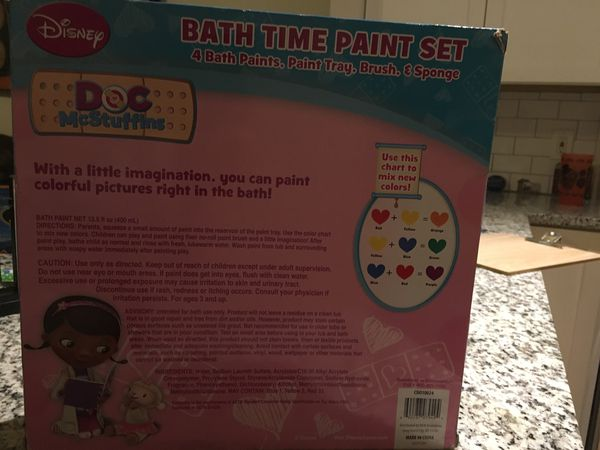 Doc McStuffins Bath Time Play Set (Baby & Kids) in Lake Mary, FL ...