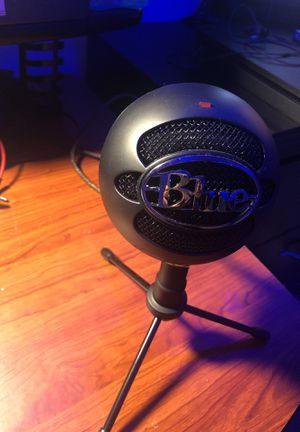 Black Snowball Ice Microphone for Sale in Tampa, FL