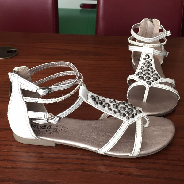 61f6c316e19 Mudd studded gladiator sandals for Sale in Perris