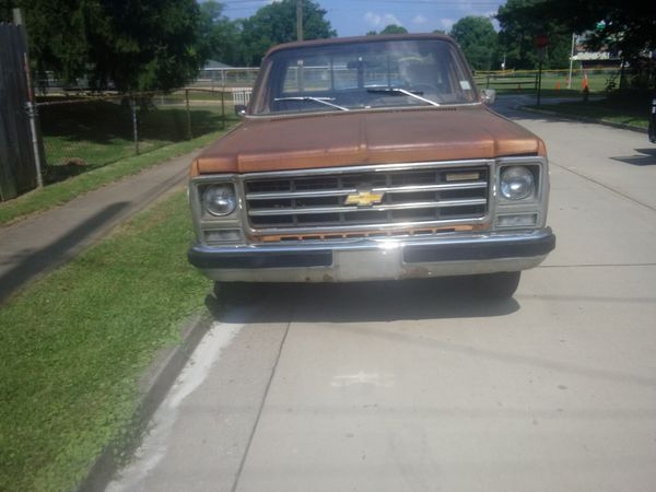 79 Chevy Truck >> 79 Chevy Pickup Truck For Sale In Covington Ky Offerup
