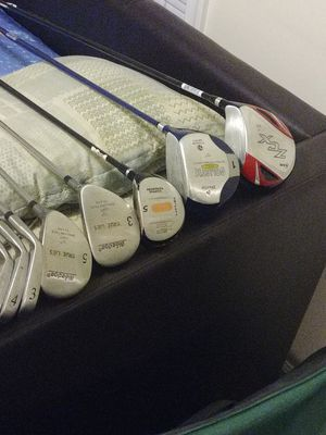 Assorted golf clubs for Sale in Silver Spring, MD