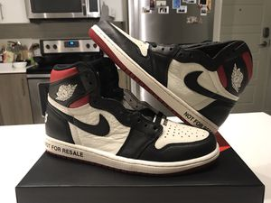 "Air Jordan 1 ""Not For Sale"" for Sale in Boston, MA"