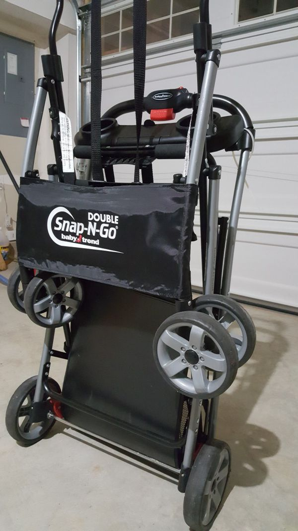 Double Snap N Go Twin Stroller For Sale In Hanover Md Offerup