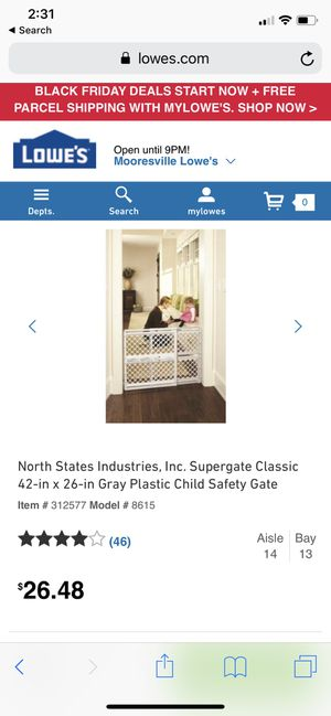 Baby Gate For Sale In Upland Ca Offerup