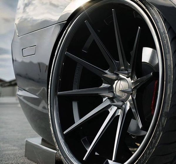 22INCH WHEELS FOR SALE STAGGERED AVAILABLE FERRADA WHEELS