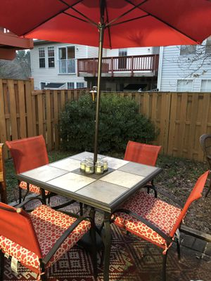 Patio set for Sale in Rockville, MD