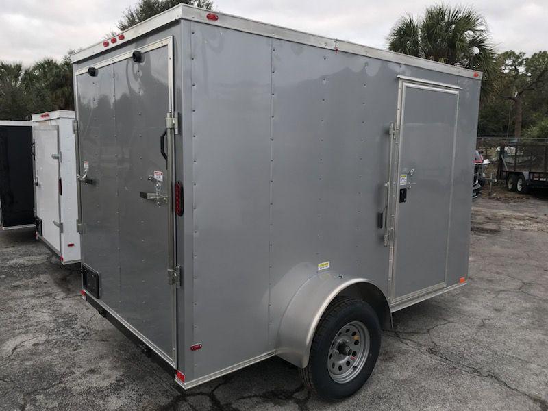 Enclosed trailer 2018 6'x12'