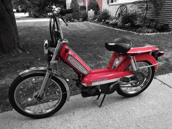 Peugeot 103 moped for Sale in Livonia, MI - OfferUp
