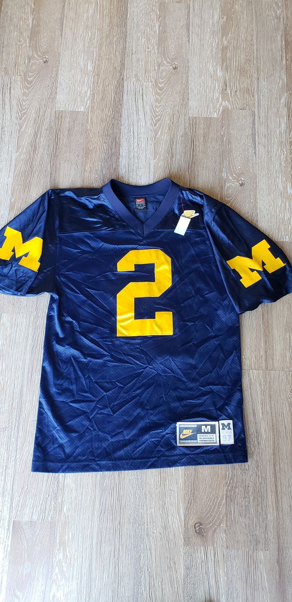 buy online 6e1d1 59423 Nike Michigan Wolverines Charles Woodson jersey. Mens medium FULL STITCHED  for Sale in Las Vegas, NV - OfferUp