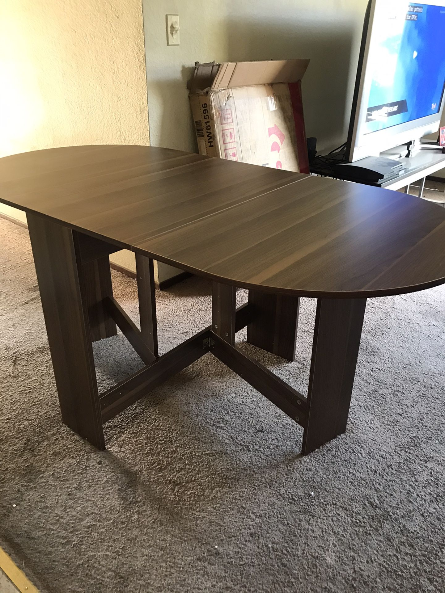 New Table