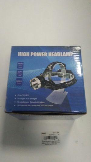 High power headlamp for Sale in Falls Church, VA
