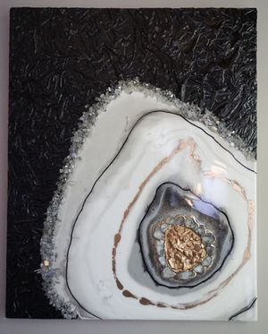 Geode wall art for Sale in Alexandria, VA