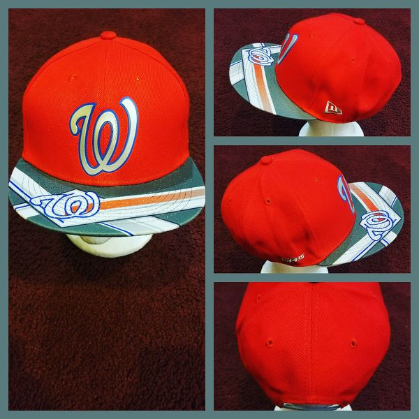 e9df04815605a AUTHENTIC MLB BASEBALL SNAPBACK HAT. for Sale in Washington