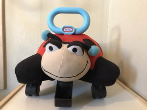 Little Tikes Ladybug Ride Pillow Racer Ride On Toy for Sale in Phoenix, AZ