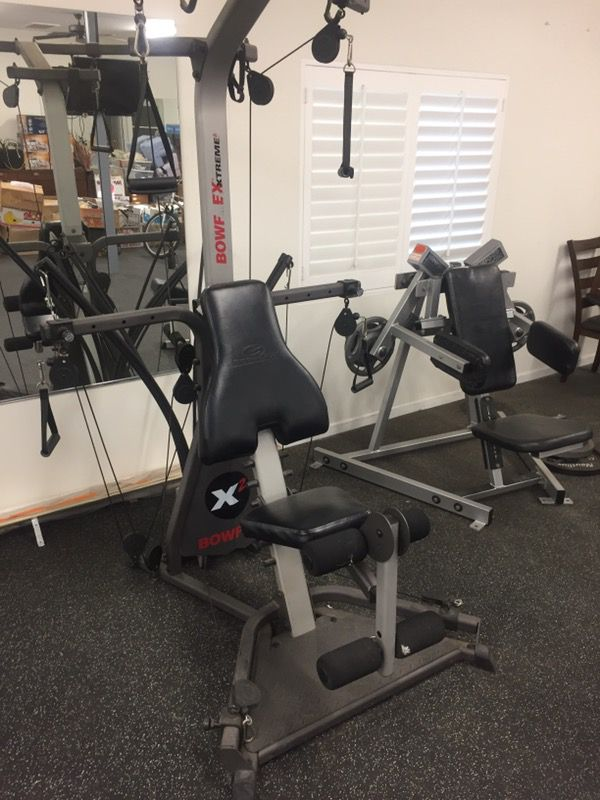 Bowflex complete body workout exercise machine home gym for sale
