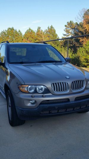 2005 BMW- X5 for Sale in Durham, NC