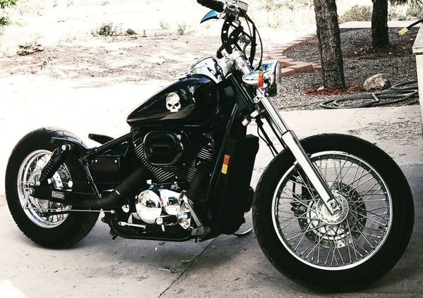Honda shadow bobber style for sale in albuquerque nm for Honda yamaha lawrenceville