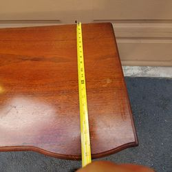 Beautiful Bassett furniture all solid wood work dusk vintage. Antique. Lots of drovers storage space. Only $75 price to sell. Double-sided Desk Thumbnail