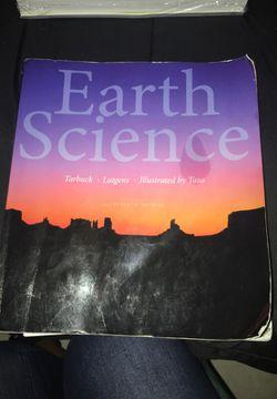 Earth science Thumbnail