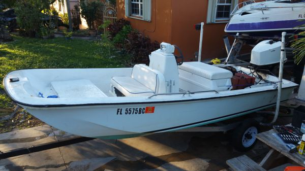 Mckee Craft Boat 14 5ft 115hp For Sale In Miami Fl Offerup