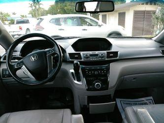 2012 Honda Odyssey Thumbnail