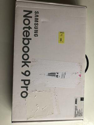 Samsung Notebook pro brand New for Sale in Washington, DC
