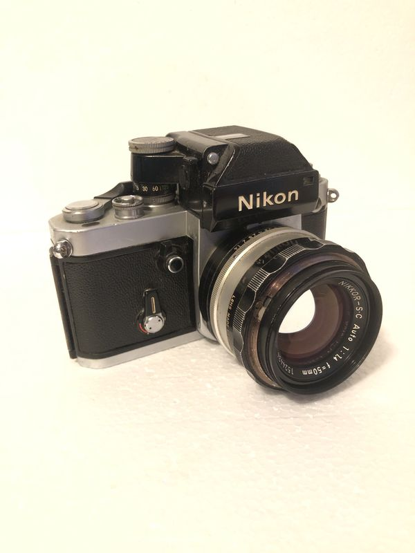 Vintage Nikon F2 Photomic Film Camera DP-1 7104512 Body Only Parts Repair  AS IS for Sale in Painesville, OH - OfferUp