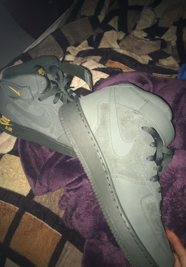 Brand new Air Force 1s Size 9.5