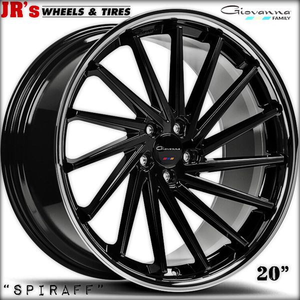 Giovanna Wheels On Sale Now. Wheels And Tire Package Deals