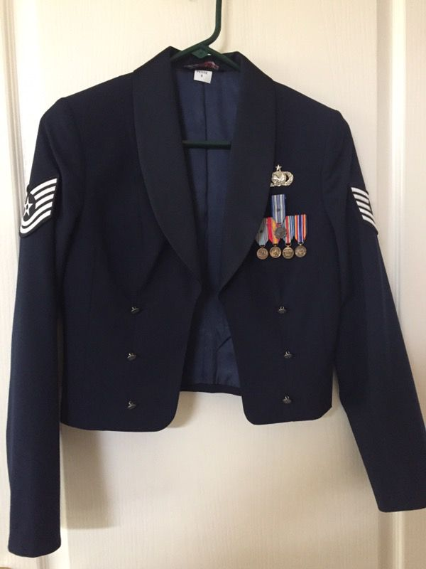 female af mess dress uniform for sale in san antonio tx offerup