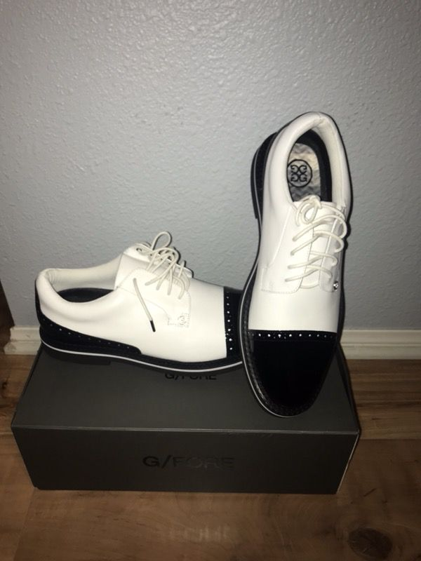 93710dc9311 G fore Cap Toe Gallivanter Golf Shoe Size 11 for Sale in La Puente ...