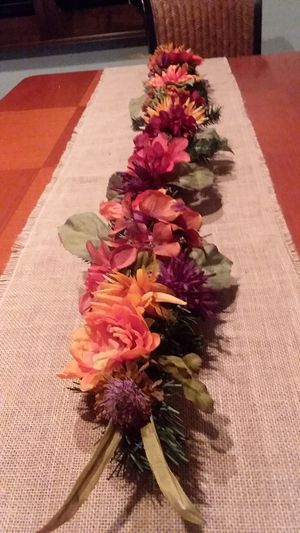 New Thankshiving Table Garland for Sale in Fontana, CA