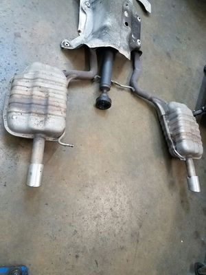 2002 Audi a4 exhaust ,driveshaft etc... for Sale in Laurel, MD