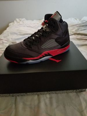 Jordan retro 5s breads for Sale in Dundalk, MD