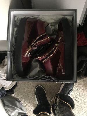 Giuseppe Zanotti Sneakers Size 43 cut a little small for Sale in Washington, DC