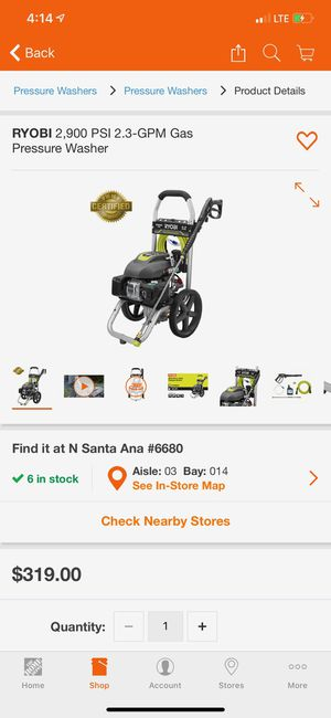 New and Used Pressure washer for Sale in Fontana, CA - OfferUp