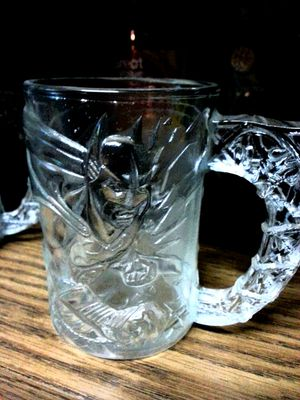 1995 BATMAN FOREVER COLLECTIBLE MCDONALD'S GLASSES for Sale in Chicago, IL