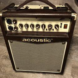 Acoustic A20 20W Acoustic Guitar Amplifier Thumbnail