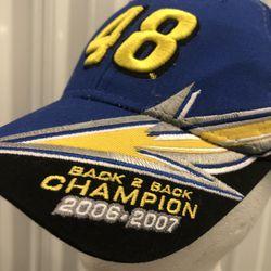 NASCAR JIMMY JOHNSON HAT Thumbnail