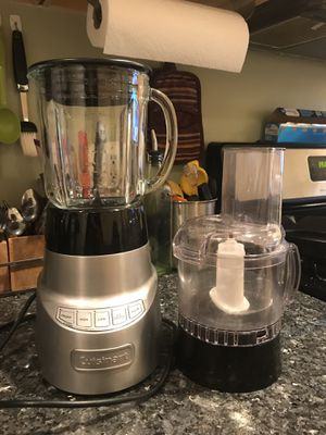 Cuisart Blender w/food processor attachment for Sale in Washington, DC