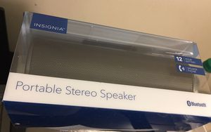 WAVE 2 Portable Bluetooth Speaker - Black for Sale in Holly Springs, NC