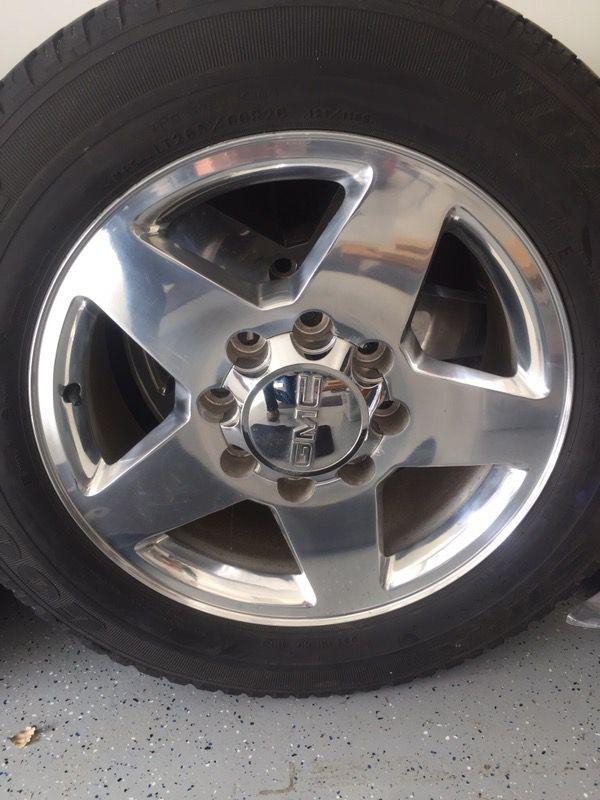 oem wheels yukon rim shop black gmc chevy rims chrome