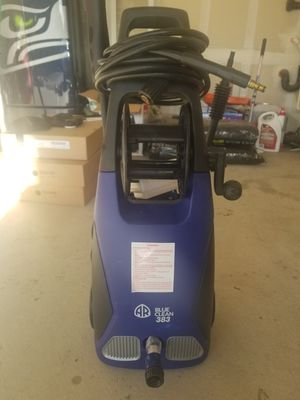 FREE - AR Blue 383 pressure washer for Sale in Bonney Lake, WA