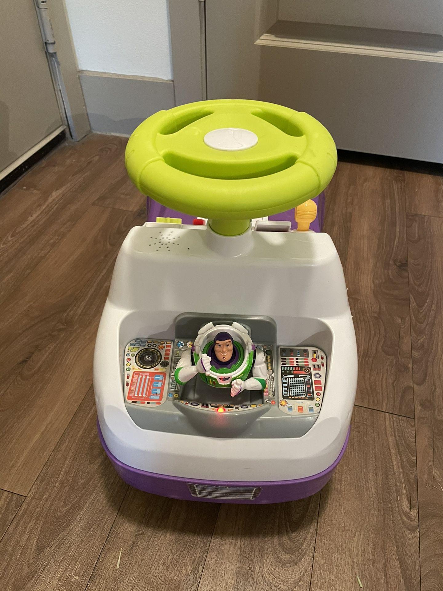 Buzz Lightyear Toddler Ride On