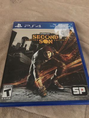 Infamous Second Son for Sale in Atlanta, GA