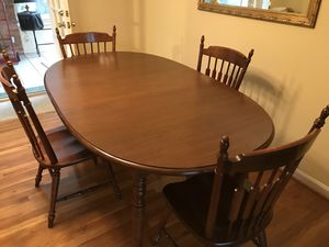 Dining Room Table Chairs For Sale In GRYMR DEVNDLE KY