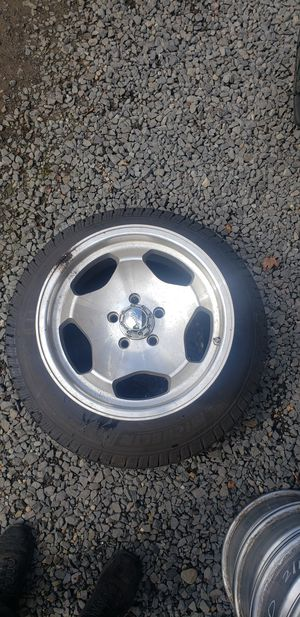 Photo Ford ranger wheels and tires